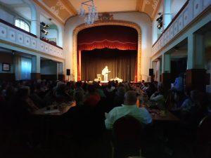 Weiherer Solo - Klementsaal